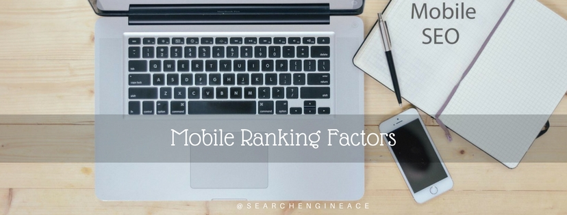 Mobile Ranking Factors